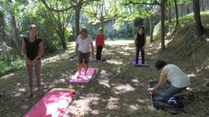 Stage yoga et méditation à Moissac août 2021
